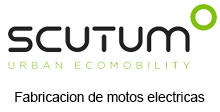Scutum Urban Ecomobility. Electrical scooters