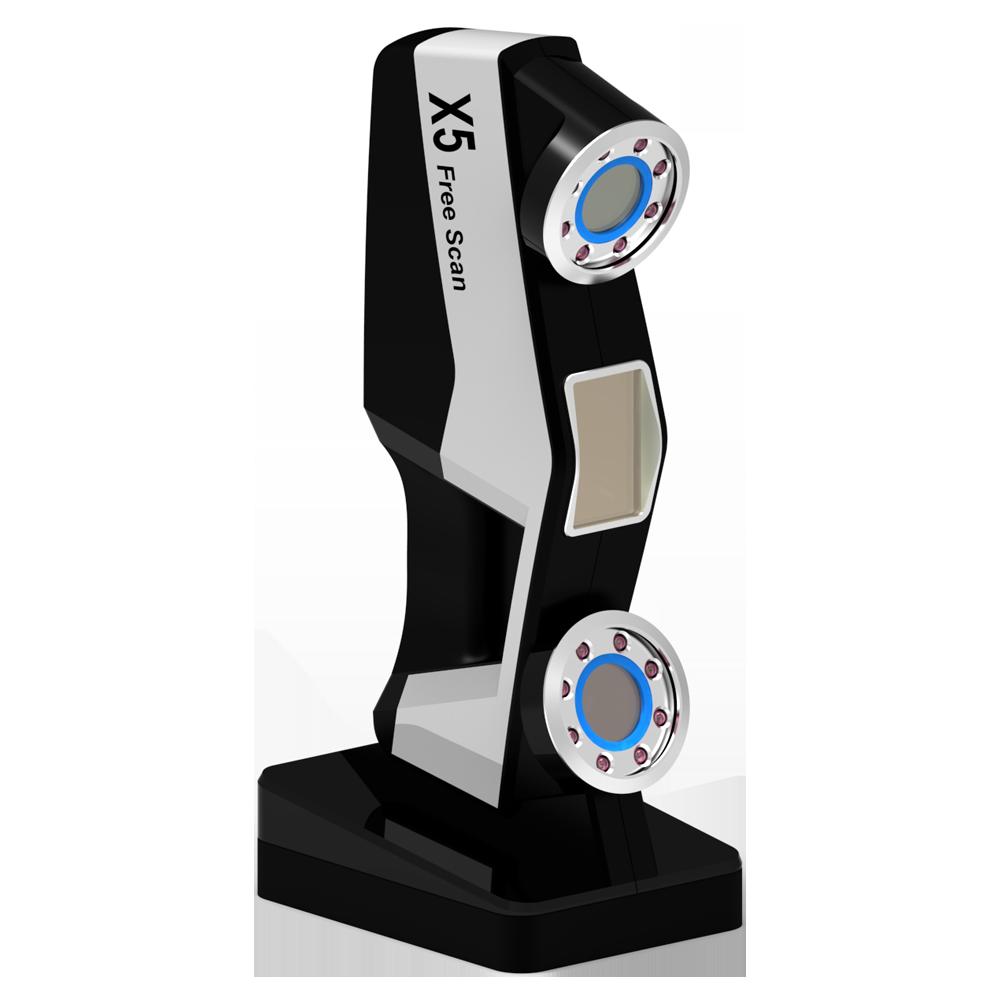 Escáner 3D industrial FreeScan X5