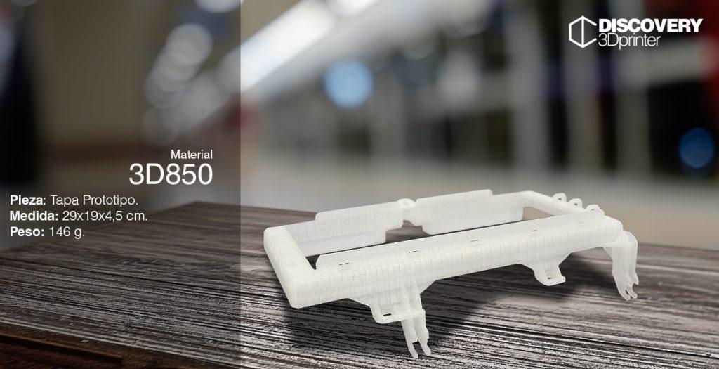 filamento 3D850