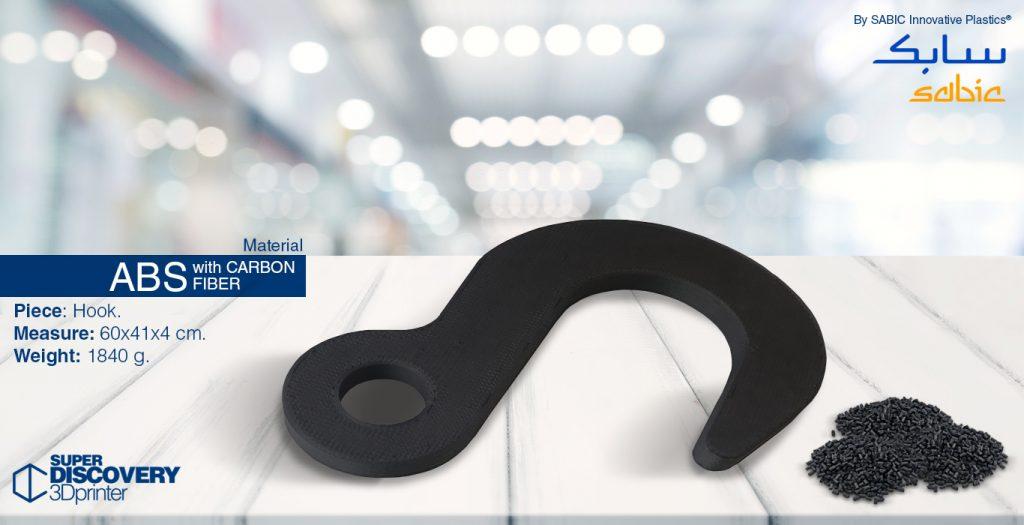 material ABS carbon fiber sabic pellet