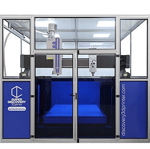 postprocessing super discovery 3d printer