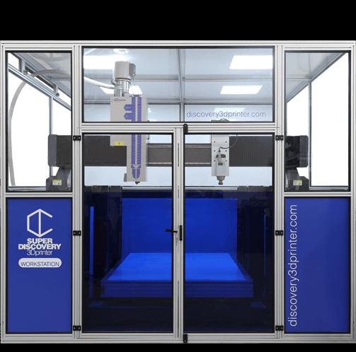 Postprocessed 3D printing
