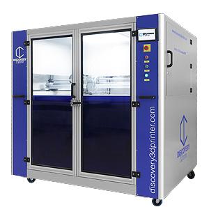 impresora 3d industrial fff