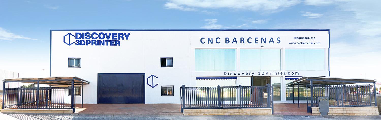 CNC Bárcenas fresadora cnc