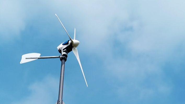 wind turbine b-tu